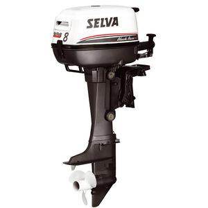 Außenborder-Motor / Benzin / für Berufsboot / 4-Takt