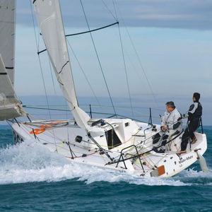Mini-Segelboot-Segelboot