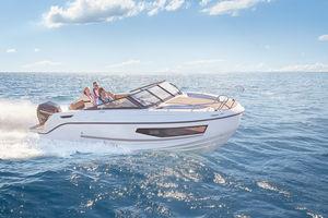 Cabin-Cruiser / Außenbord / Open