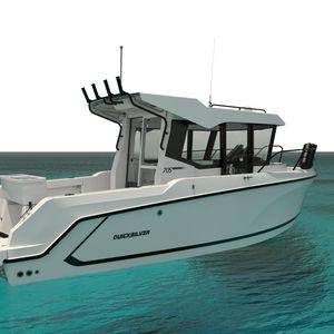 Angelboot für Tagesfahrten / Diesel