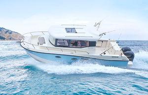 Cruiser-Fischerboot / Außenborder