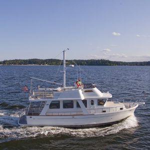 Innenborder-Trawler