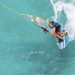 Slalom-Windsurfboard / Geschwindigkeit / Wettkampf