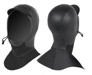 Kopfhaube für Wassersport