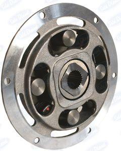 flexible mechanische Kupplung / für Boot