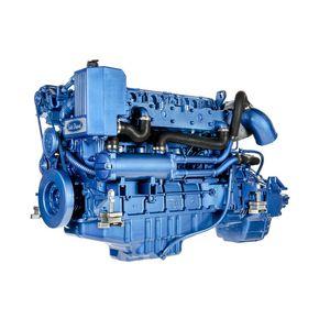 Diesel-Schiffsmotor / Direkteinspritzung / Turbolader / Tier 1