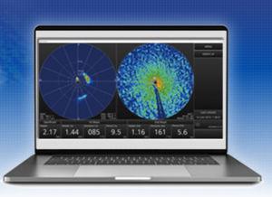 Radar für Schiff