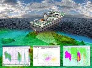 Berufsfischerei-Software