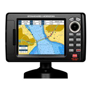 Kartenplotter / Funkgerät / für AIS / Kompass