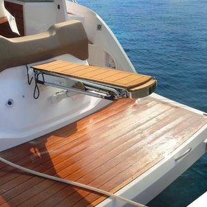 Gangway für Boot