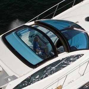 Hardtop für Motorboot