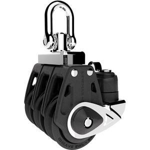 Klemmblock / 3-Fach / mit Drehgelenk / Klemme