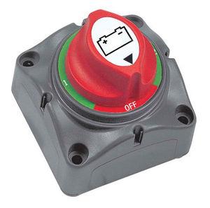 Selektions-Batteriehauptschalter