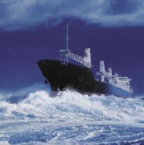 Schutzanstrich Antifouling für Berufsboot