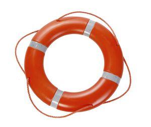 Rettungsring für Schiffe