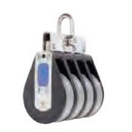 Block mit Gleitlager / 4-fach / Bügel / max. Tau 14 mm
