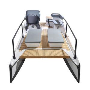Cabin-Cruiser / Katamaran