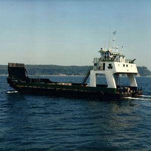 RoRo-Fährschiff