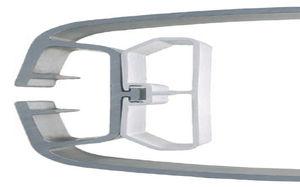 Mast für Segelboote / Aluminium