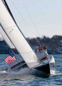 Jollensegeln-Mast / für Regatta Kielboote / aus Carbon / kundenspezifisch