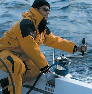 Rollreffanlage für Segelboote