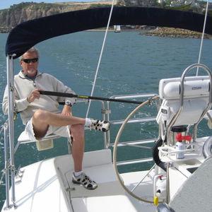 Pinnenausleger für Segelboote