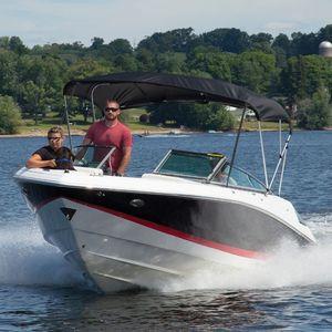 Bimini-Top / für Motorboote