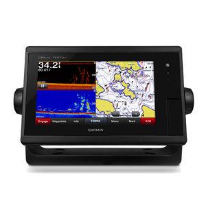 Sonar / GPS / Kartenplotter / für Boot