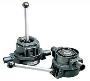 Pumpe für Boot / Bilge / für Toilette / Abwasser
