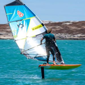 Freeride-Windsurfboard / Foil