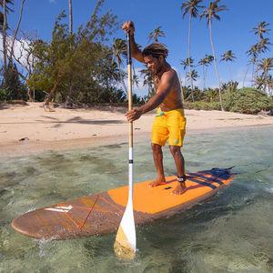 Paddel für Stand-Up-Paddle-Boards / Freizeit / symmetrisch / Einzel