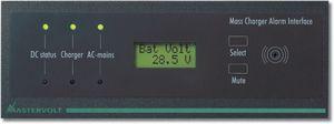 Fernüberwachung und Alarmanlage / für Boot / Amperemeter / für Batterielader