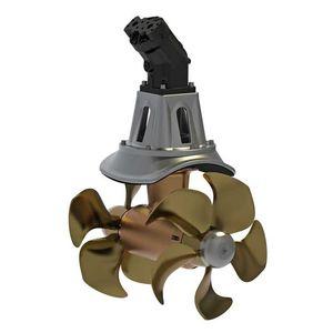Heckstrahlruder / Bug / für Boot / hydraulisch