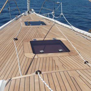 Deckluke für Boot