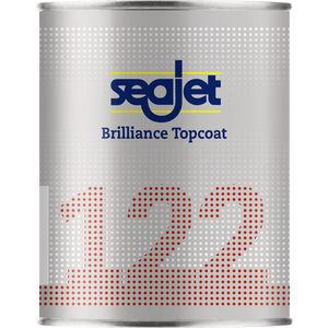 Einkomponenten-Farbe / Topcoat / Hochglanz / mit UV-Filter