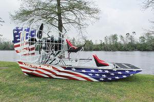 Airboat für Privatgebrauch