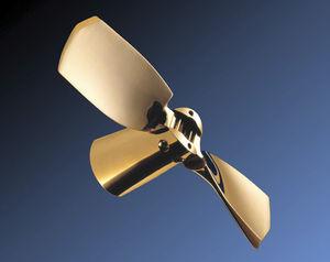 Propeller für Segelboote