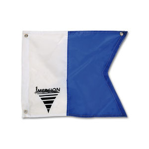 Signal-Taucher-Flagge