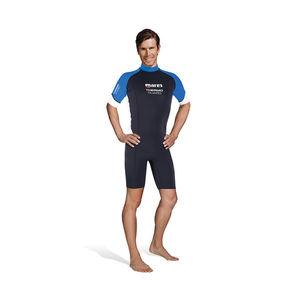 Lycra-Shirt / Langarm / mit Kopfhaube / für Kinder / für Damen