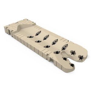 schwimmender Ponton / modular / zur Trockenlagerung von Jet-Skis / für Yachthäfen