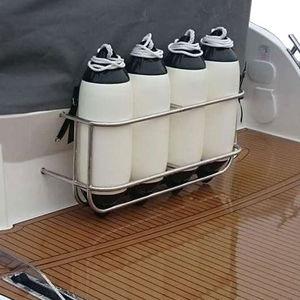 Fenderhalter für Boot