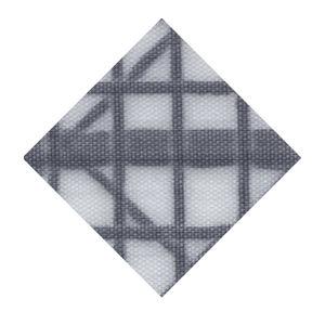 Segeltuch / doppelseitig taftbeschichtet / Kreuzfahrt / Technora® / aus Carbon