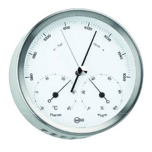 analoges Barometer / Thermometer / Hygrometer