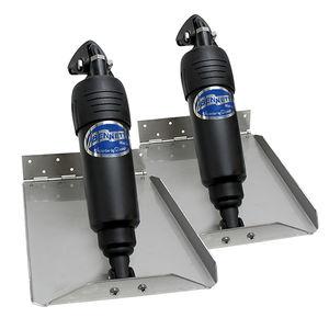 elektrisches Trimmruder / für Boote