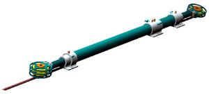 Hydrauliksystem für Canting-Mast