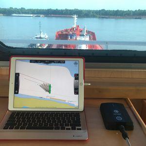 Navigationssystem für Schiffe