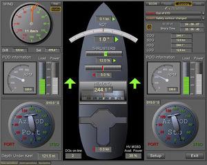 Software für Alarm- und Kontrollsystem