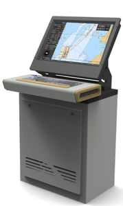elektronische (ECDIS-konform) Seekarte
