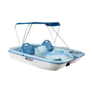 5-Personen-Tretboot