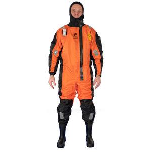 Überleben-Anzug / zur beruflichen Nutzung / Trockenanzug / mit Kopfhaube